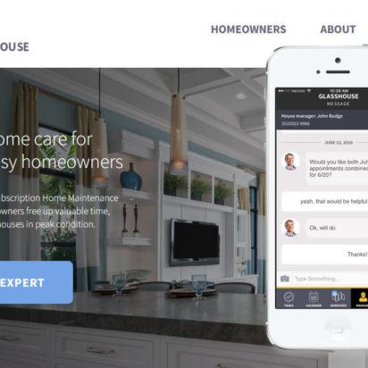 Glasshouse Mobile App